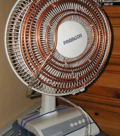 Home made air conditioner