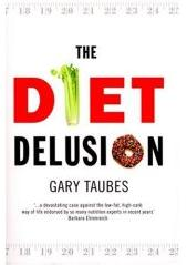 cover of diet delusion