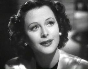 photo of Hedy Lamarr