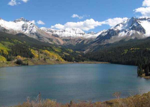 Lake in Colorado