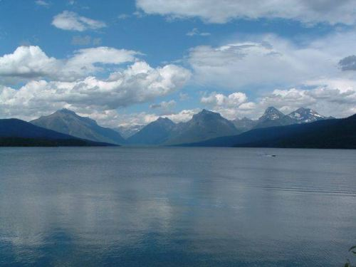 Lake McDonald, Glacier National Park photo by John Hunter