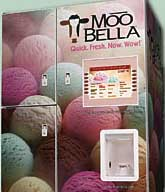 Moo bella Vending Machine