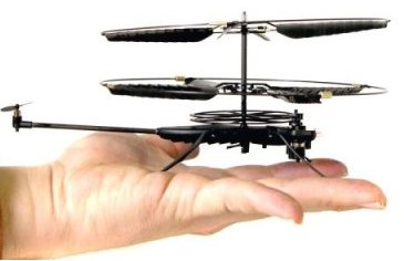 RC AlienFly Mosquito helicopter photo