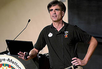 photo of Randy Pausch