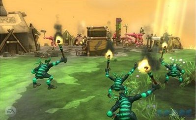 image from Spore game