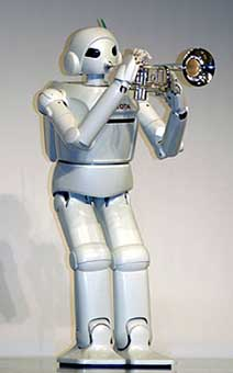 photo of Toyota partner robot