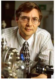 Photo of Dr. Carl Wieman