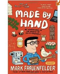 image of the cover of Made by Hand
